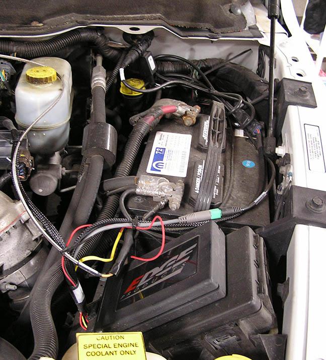 EdgeInstall6.7LRamA 2008 dodge ram 3500 mega cab cummins diesel Dodge Transmission Wiring Harness at gsmx.co