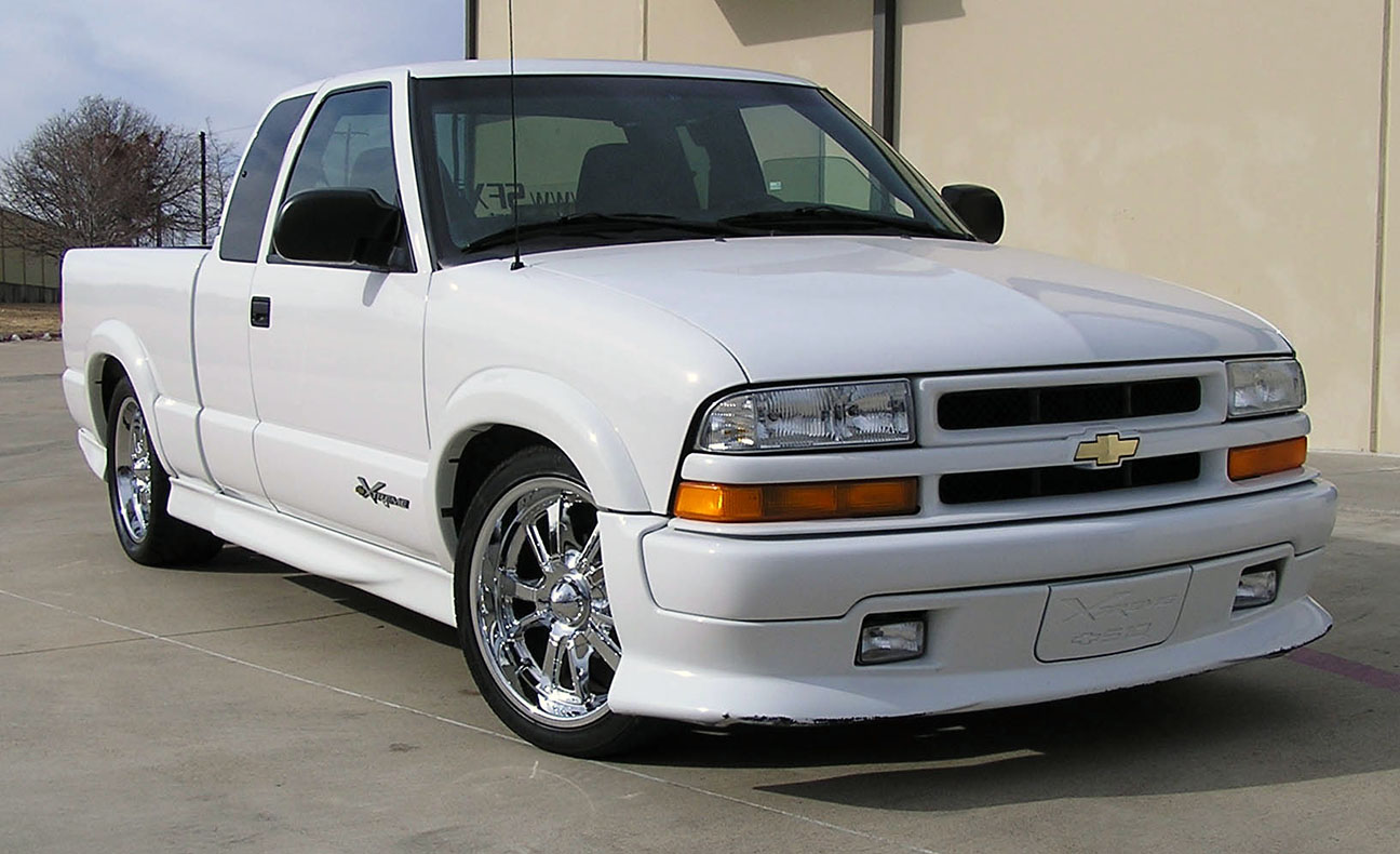 All Chevy 2003 chevy s10 sale : Chevrolet S-10 Xtreme Truck Accessories