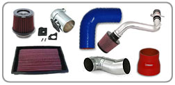 Air Intakes, Filters and Fabrication