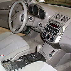 2005 nissan altima interior accessories 2005 nissan altima custom interior