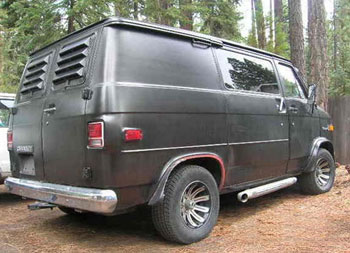 1977 Chevrolet Chevy Van