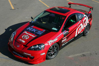 Acura RSX Performance Parts And Accessories - Acura rsx aftermarket parts
