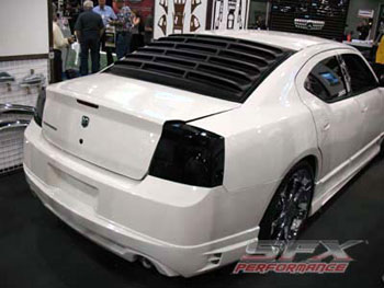 Dodge Charger Parts >> 2007 Dodge Charger Pictures New Louvers From Astra Hammond For The