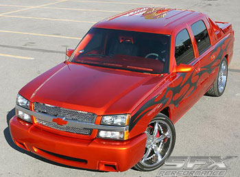 chevrolet avalanche performance parts and accessories. Black Bedroom Furniture Sets. Home Design Ideas