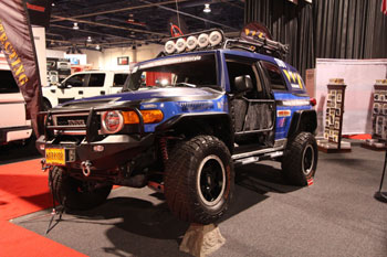 Toyota Fj Cruiser Performance Parts And Accessories