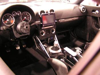 Audi Audi Tt Pictures Billet Interior Accessories And In Dash Dvd Player