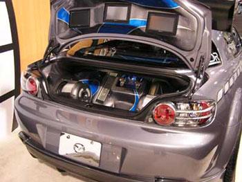 Mazda rx8 pictures custom audio custom video for Mazda rx8 interior accessories