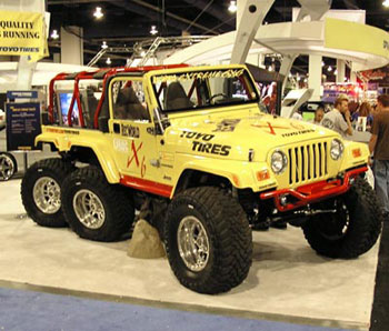 3 axle TJ - JeepForum com