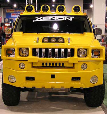 Hummer H2 Performance Parts And Accessories