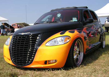 Chrysler PT Cruiser Performance Parts And Accessories