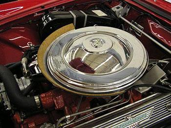 Pb on 1995 Ford Thunderbird Rear Suspension