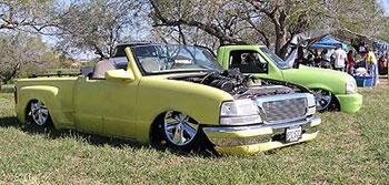 Ford Ranger Slammed And Chopped