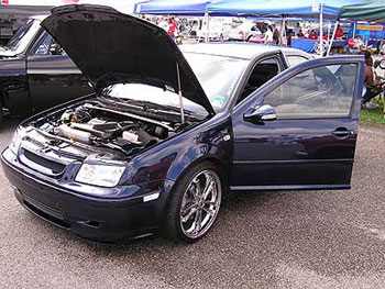 Volkswagen Jetta Performance Parts and Accessories