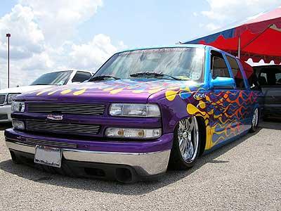 1999 Chevy Suburban Custom