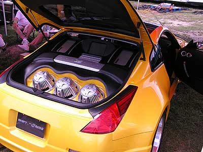Custom Parts Nissan 350z Custom Parts