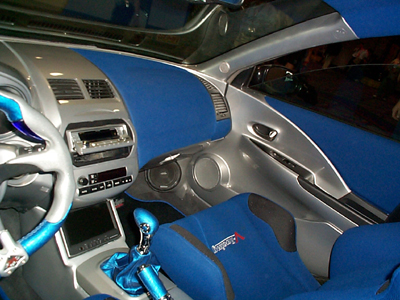 2003 Nissan Altima Pictures Painted Interior Custom Video Display V Racing Seats