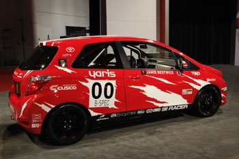 Toyota Yaris Performance Parts and Accessories
