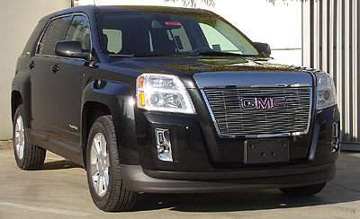 Custom Subaru Emblem >> GMC Terrain Performance Parts and Accessories.
