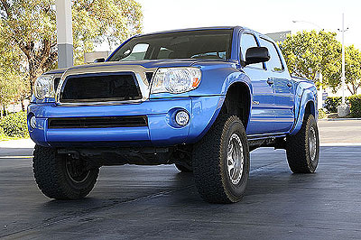 Performance Parts: Performance Parts Tacoma