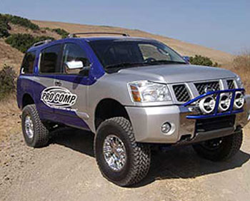 Nissan Armada Performance Parts and Accessories.