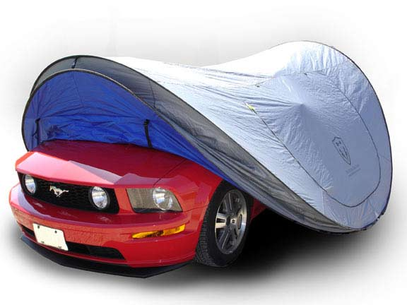 Car Cover Tent : New astra hammond touchless car cover tent