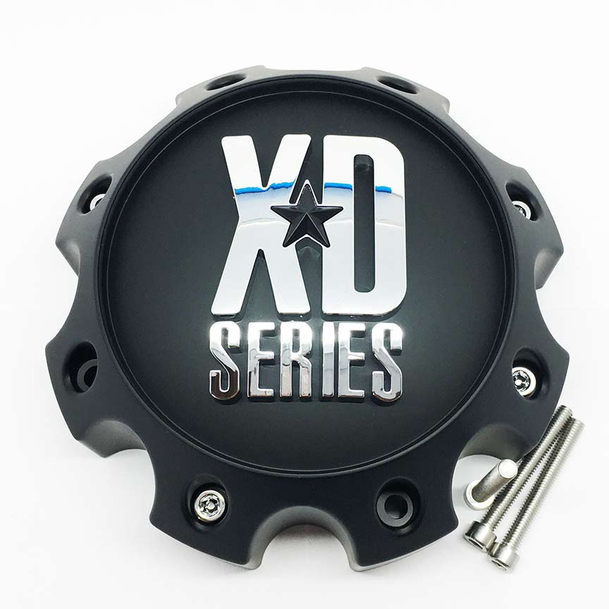Kmc Xd Series Center Caps