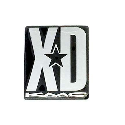 KMC Rockstar Spoke Sticker