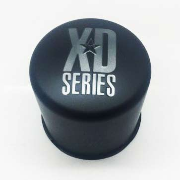 Kmc Xd Series 122 Enduro Black Center Cap