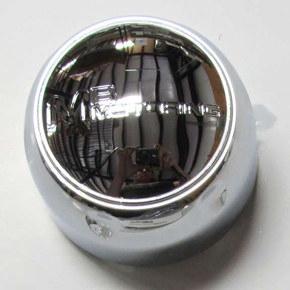 Center Cap Mb Motoring Smooth Wheel 3.5 Inch Dia.
