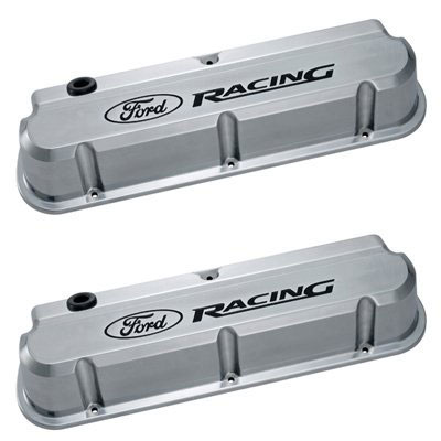 Ford Racing Slant-Edge Valve Covers 89-302-351w