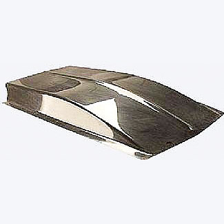 Large Fiberglass Cowel Induction Hood Scoop 5 Inches Tall
