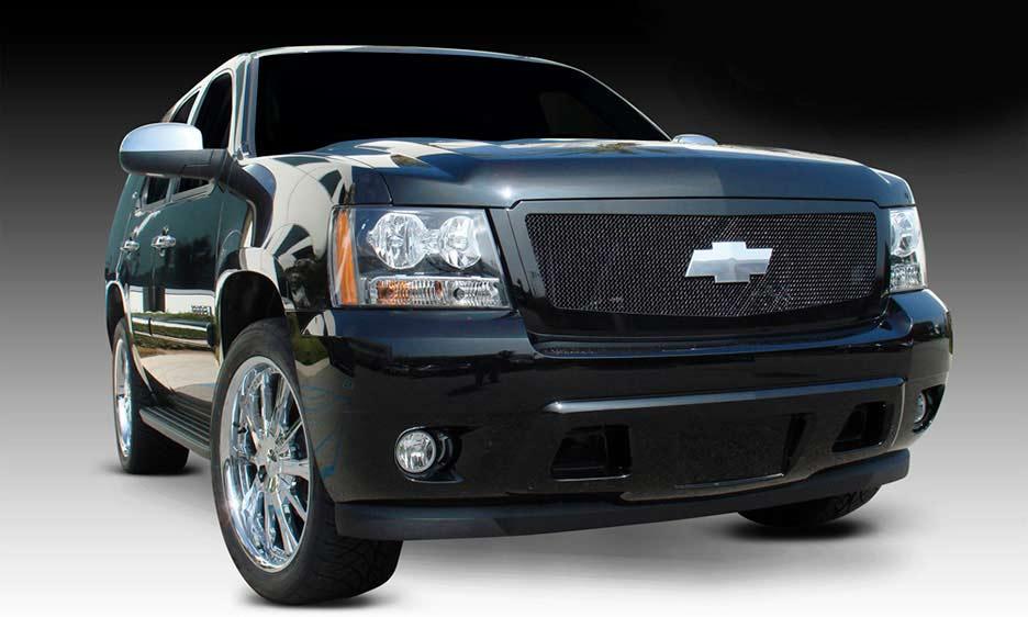 Chevrolet Tahoe Black Mesh Grille 2007-12