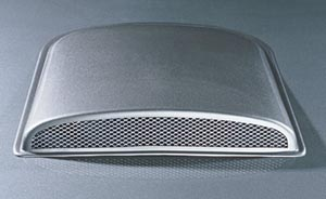 Center Hood Scoop