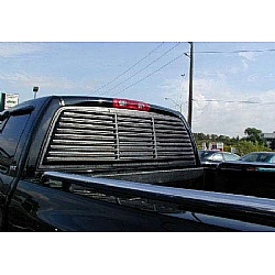 Astra Hammond 8063 Truck Rear Window Louver For 2002 2007