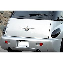 Chrysler Pt Cruiser Taillight Cover 2 Pc Smoke Tinted 2001 2010