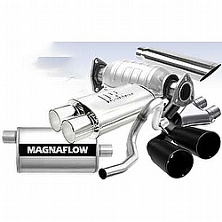 "Magnaflow 332005 Catalytic Converter Oval 2.25/"" In//Out California CARB Pre-OBDII"