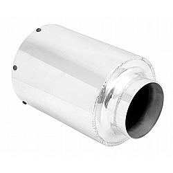 Spectre Performance 98638 Chrome 14 120/° Low Profile Air Box